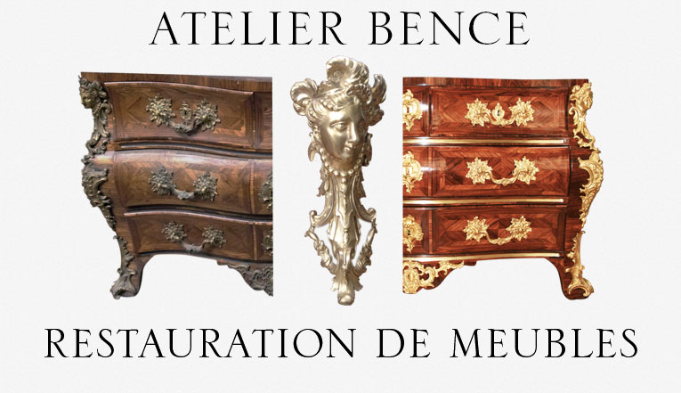 Restauration de meubles