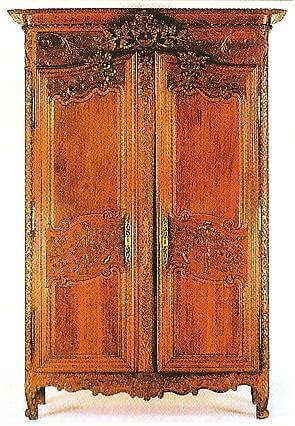 restauration de meubles atelier bence historique des armoires normande. Black Bedroom Furniture Sets. Home Design Ideas