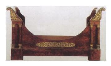 restauration de meubles atelier bence historique des lits de repos. Black Bedroom Furniture Sets. Home Design Ideas
