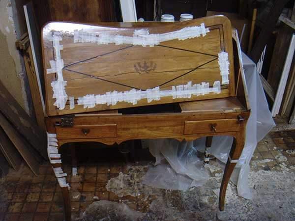 Restauration de meubles atelier bence restauration de bureaux