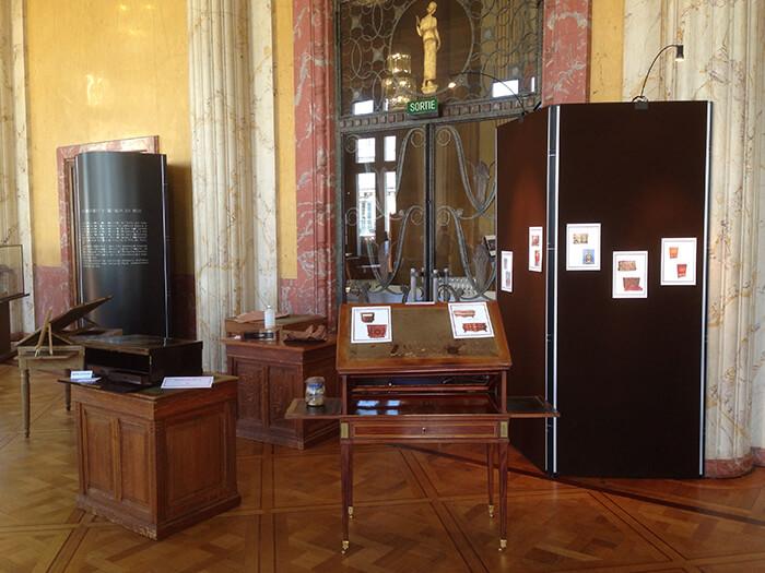 Restauration de meubles atelier bence presse - Salon de the vincennes ...