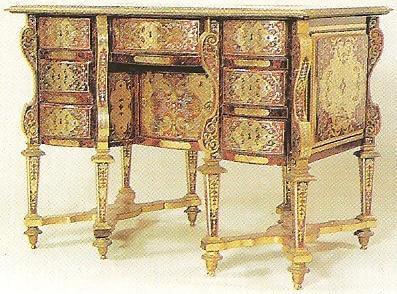 Restauration de meubles atelier bence style louis xiv for Meuble louis xiv