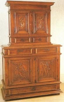 restauration de meubles atelier bence style renaissance. Black Bedroom Furniture Sets. Home Design Ideas